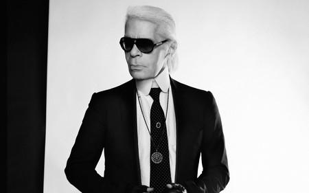 Ocho veces en las que Karl Lagerfeld acaparó portadas, muchas de ellas tomadas por sí mismo