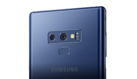 Samsung Galaxy Note 9 Oficial Camara