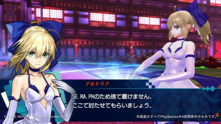 Fate/Extella dedica un video al contenido extra que vendrá con las primeras copias y reserva del juego
