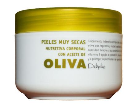Nutritiva oliva Mercadona
