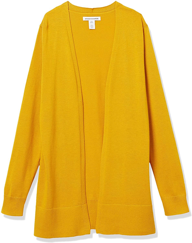 Amazon Essentials Lightweight Open-Front Cardigan Sweater Chaqueta Punto Mujer