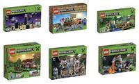El juguete de estas navidades es: Lego Minecraft