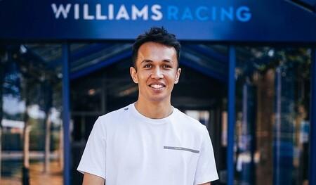 Albon Williams F1 2022 2