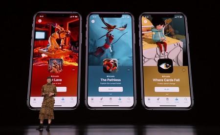 Algunos de los juegos que estarán disponible en Apple Arcade en su lanzamiento