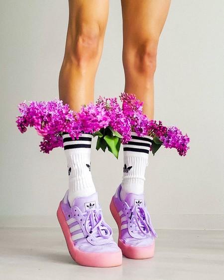 El violeta está de moda: nueve zapatillas deportivas en este color para seguir la tendencia de la temporada