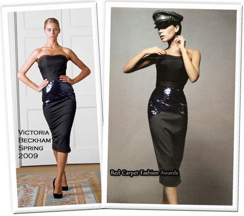 Foto de Victoria Beckham en Vogue Rusia  (1/5)