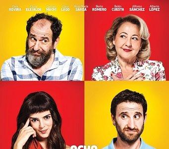 'Ocho Apellidos Catalanes', cartel de la secuela de 'Ocho Apellidos Vascos'