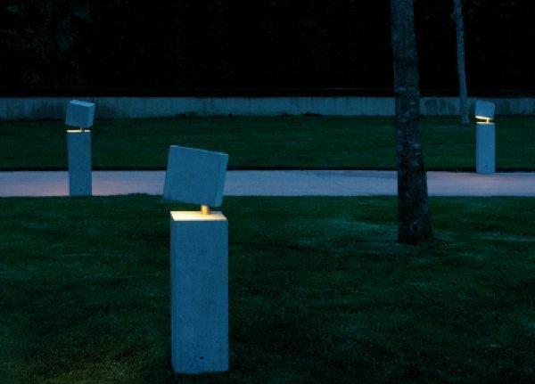 Iluminaci n ambiente en exteriores - Lamparas de ambiente ...
