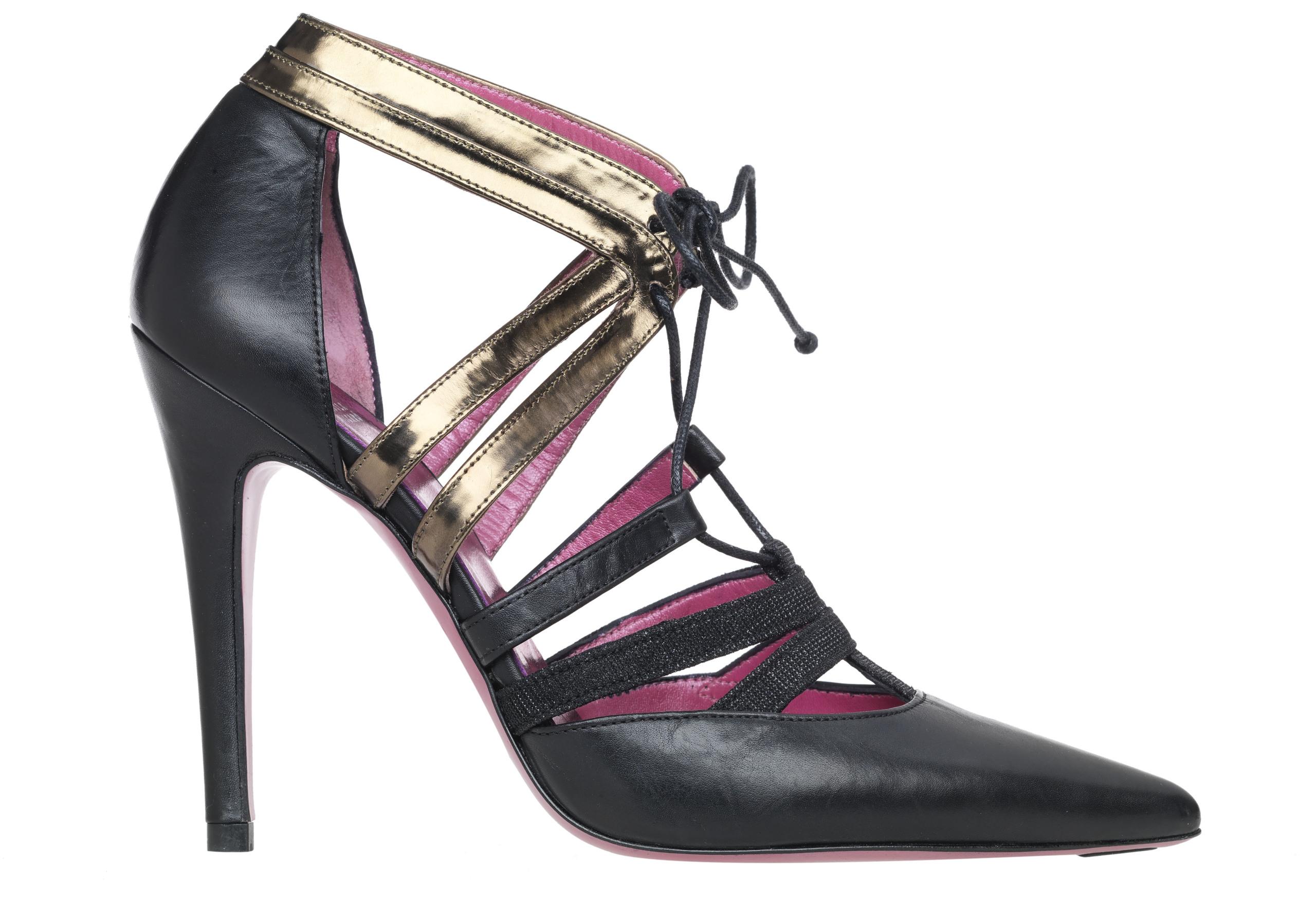 Foto de Los zapatos de Úrsula Mascaró nos auguran un invierno lleno de color (41/68)