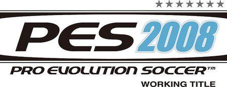 Ya sabemos la fecha de lanzamiento de 'PES 2008'