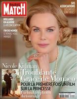 Vale que no son como dos gotas de agua pero... no veo a Nicole Kidman tan diferente de Grace Kelly