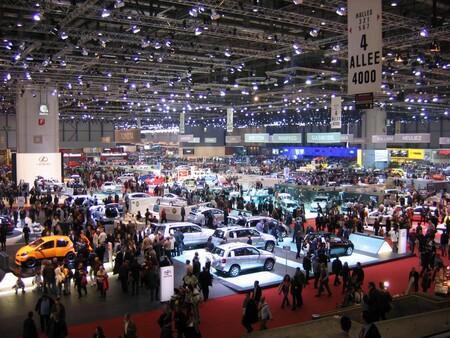 Auto Show de Ginebra 2021
