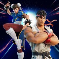 Ryu y Chun-Li, de Street Fighter, serán los próximos personajes invitados de Fortnite que tendrán su propia skin (actualizado)