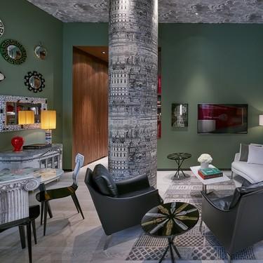 ¿Quieres dormir en una suite decorada por Fornasetti? Mandarin Oriental, Milán te da la oportunidad
