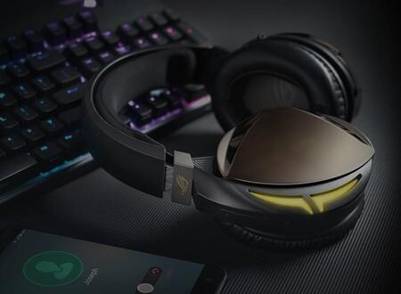 Los auriculares gaming inalámbricos Asus ROG STRIX FUSION 700 con sonido 7.1 están rebajadísimos en Amazon a 139,99 euros