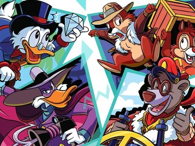 Análisis de The Disney Afternoon Collection:  revivir el Club Disney con la magia de la mini NES