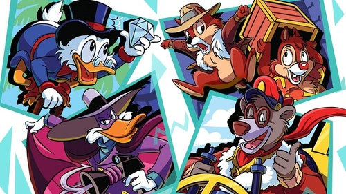 Análisis de The Disney Afternoon Collection:  revivir el Club Disney con la magia de la mini NES