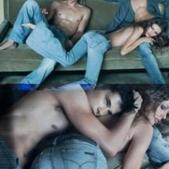Foto 4 de 5 de la galería calvin-klein-jeans-campana-primavera-verano-2009-censura-buscada en Trendencias