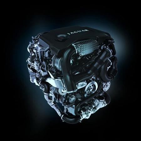 Motor Jaguar V6 3.0 Biturbo
