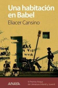 Eliacer Cansino y su 'Habitación en Babel'
