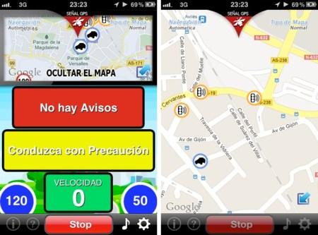 Detector de Radares para iOS se actualiza con un buen número de mejoras