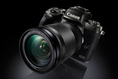 Canon Eos M5 1