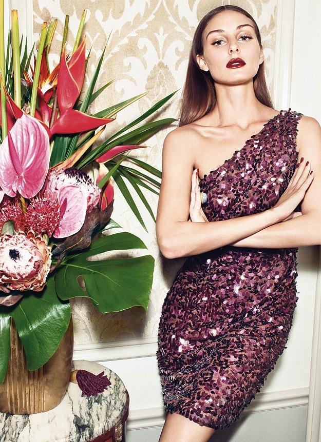 Lookbook Olivia Palermo para Mango, Otoño-Invierno 2010/2011: todas las imágenes y tendencias