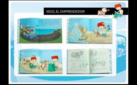 """Carolina Barco: """"Nico el Emprendedor quiere despertar e impulsar la actitud emprendedora del niño ante la vida"""""""
