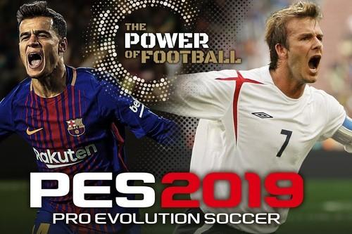 PES 2019, todo lo que sabemos hasta ahora de la próxima apuesta futbolera de Konami