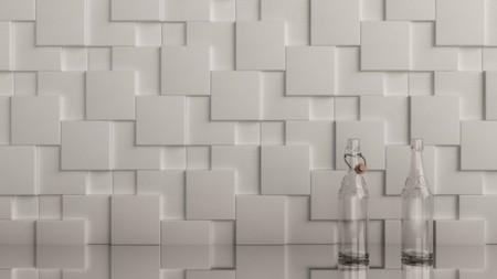 Core, un revestimiento 3D de pared con un precioso significado