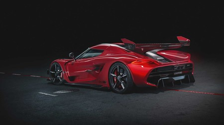Koenigsegg Jesko Red Cherry Edition 2019 5