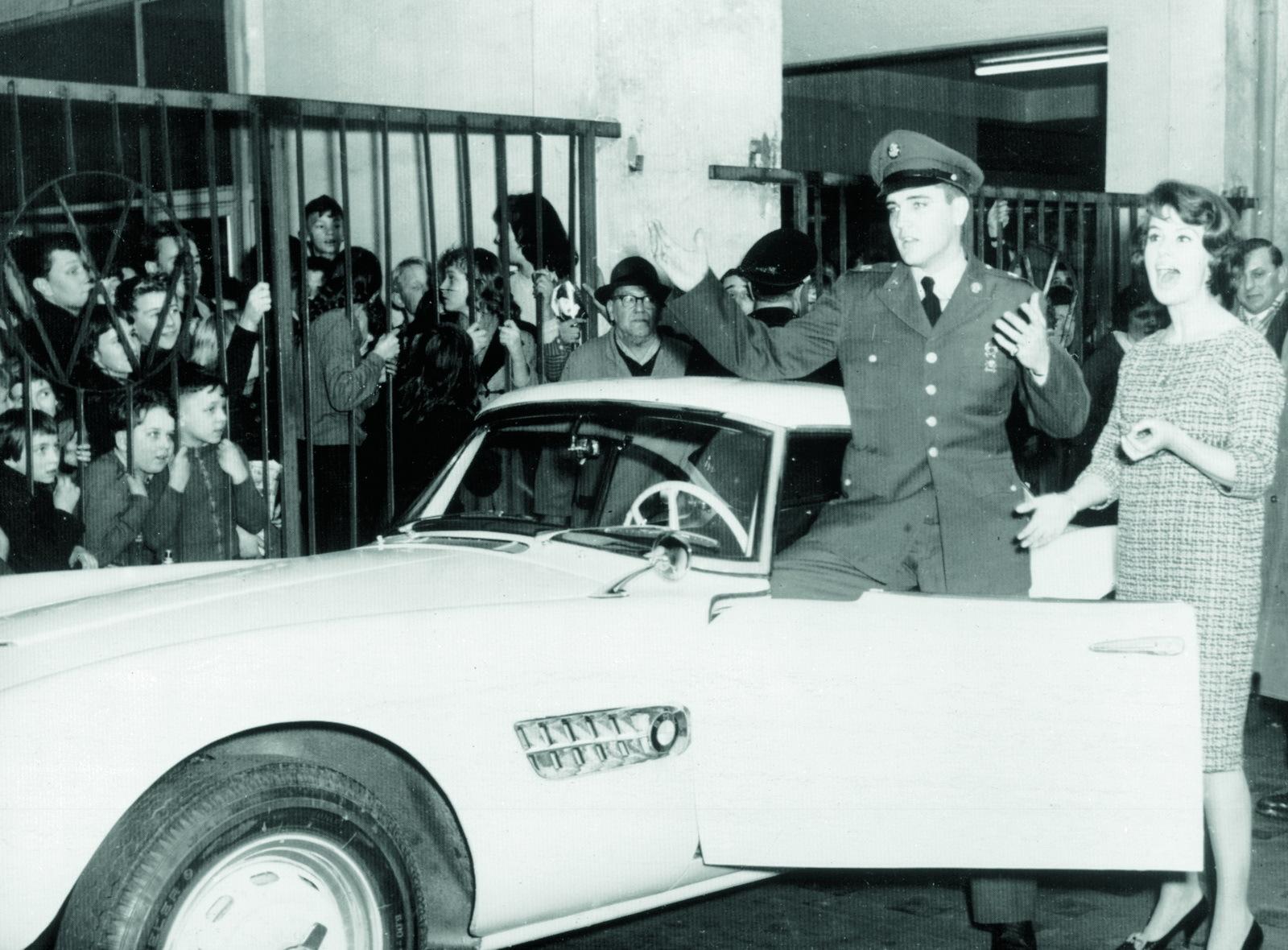 Foto de BMW 507 de Elvis Presley (121/121)