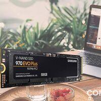 Este veloz disco duro SSD de tipo NVMe con 500 GB está más barato que nunca en Amazon: Samsung 970 Evo Plus por 70 euros