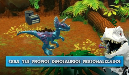 Lego jurassic world llega a android revive las cuatro pelculas con lego jurassic world gumiabroncs Images
