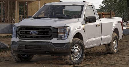 La Ford F-150 2021 también ya tiene precios en México: cabina regular o doble, versión híbrida y mucho más