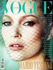 Vogue despide el año con el glamour de Kate Moss, pasando por Coco Rocha y hasta con Carla Bruni