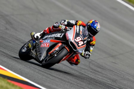 Jonas Folger Moto2 Gp Alemania 2016