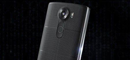 Es muy fácil saltarse el lector de huellas del LG V10... si usas Nova Launcher