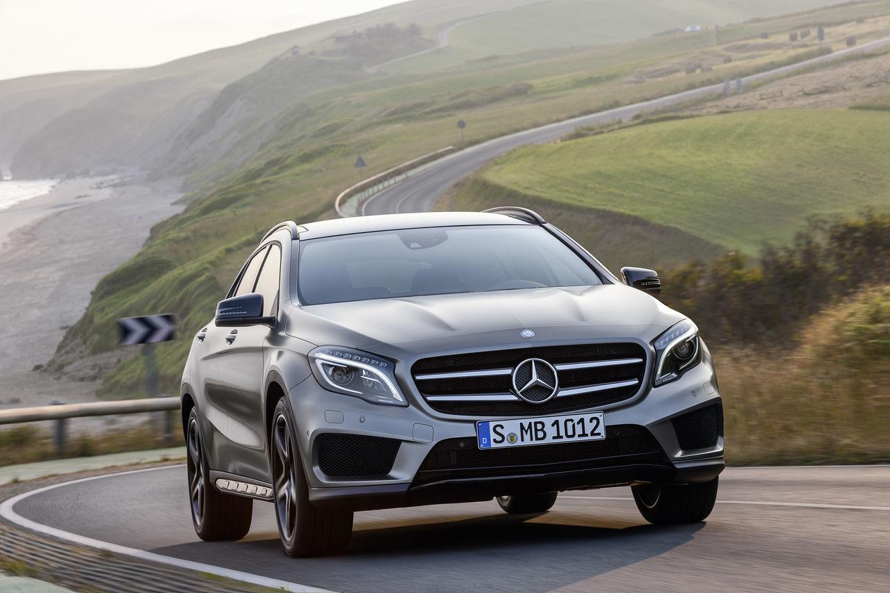 Foto de Mercedes-Benz GLA (1/56)