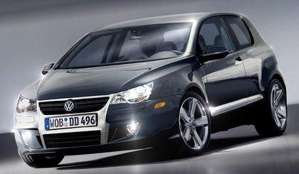 Calendario de modelos de Volkswagen hasta 2009