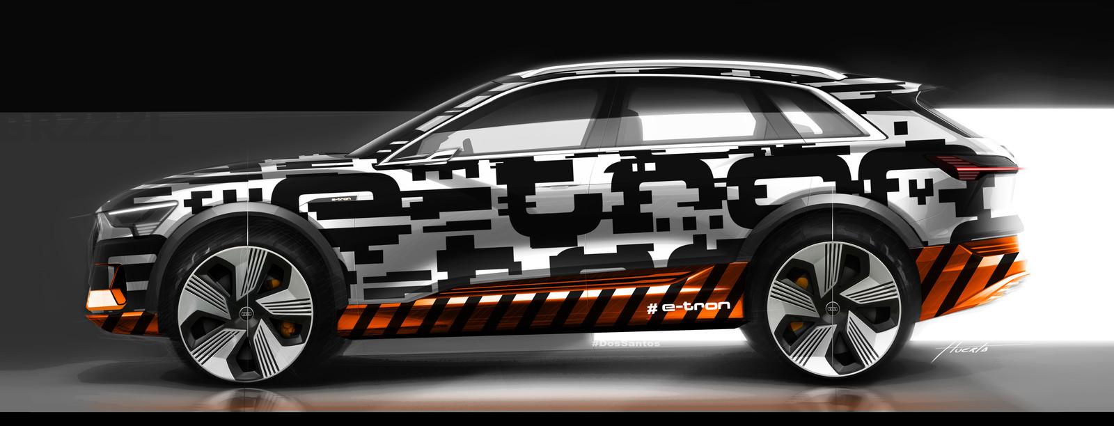 Foto de Audi e-tron (29/37)