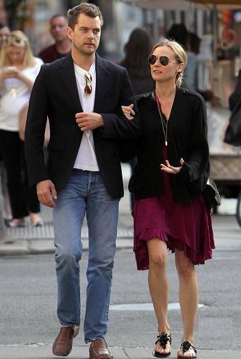 Diane Kruger de paseo por el Soho