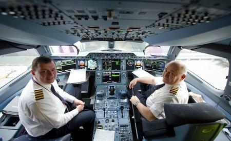 Pilotos Avion