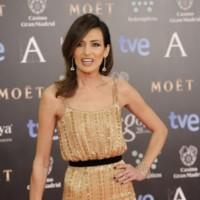 Nieves Alvarez brilla con su Ralph and Russo Haute Couture en los Premios Goya 2014