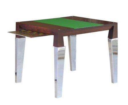 Una mesa para disfrutar del billar y otros juegos