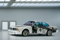 BMW 635 CSi 1986
