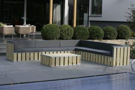 El juego de las sillas de Yemso y su nueva colección de elementos modulares
