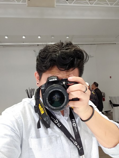 Lg G7 Prueba Camara Selfie