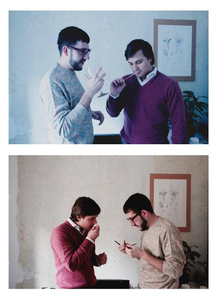 Oliver y Jorge