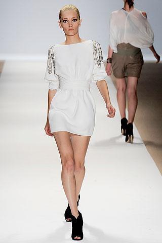 Encuentra tu vestido blanco ideal para esta primavera